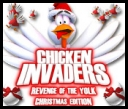 Chicken Invaders 3: Revenge of the Yolk Christmas Edition [ENG][by TheCrow]