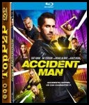 Pan Wypadek / Accident Man (2018) [480p] [BRRiP] [x264] [AC3-XN25] [Lektor PL] torrent