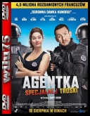 Agentka specjalnej troski - Raid dingue *2016* [BDRip] [XviD-KiT] [Lektor PL]