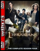 Bibliotekarze - The Librarians [S04E05] [480p] [WEB-DL] [DD5.1] [XviD-Ralf] [Lektor PL]