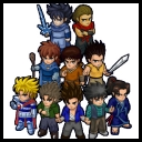 Little Fighter[ENG][ * RLF2 - Reinforced Little Fighter 2 * LF2 Kate * CLF2 - Crazy LF2 * LF2 Naruto ]