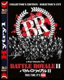 Battle Royale II: Requiem - Batoru rowaiaru II: Chinkonka - Battle Royale II: Project Survival (2003) [480p] [BBRip] [XviD] [AC-3] [Lektor PL] [H1]