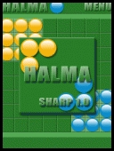 Halma Sharp v1.0 [ENG] [Windows Mobile, PocketPC, Smartphone]