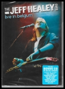THE JEFF HEALEY BAND  LIVE IN BELGIUM [2012] [DVD5] [NTSC]