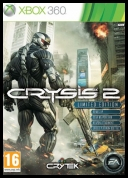Crysis 2: Limited Edition [XBOX 360] [PAL] [PL] [XGD2]