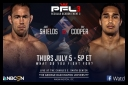 PFL 2018 #3: Shields vs. Cooper (Main Card) 2018 (2018) [05.07] [30fps] [WEB-DLRip] [720p] [ENG] [MP4]