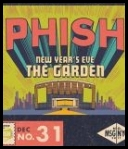 PHISH  MADISON SQUARE GARDEN [NY 31 12 2017] [MP3320]