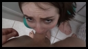 [Family Therapy] - Maya Kendrick - Sister Takes Load in Laundry Room (720p) [.MP4]