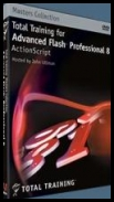 Total Training Advanced Flash Professional 8 ActionScript [ENG] [2DVD] [.iso]