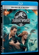 Jurassic World: Upadłe królestwo / Jurassic World Fallen Kingdom 2018 [1080p] [3D BluRay Half  SBS x264 AC3 5 1] [DUBBING PL]
