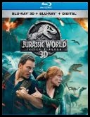 Jurassic World: Fallen Kingdom [2018] [Blu Ray EUR 1080p | 3D Video] [Dubbing &amp Napisy PL]