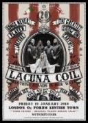 Lacuna Coil•The 119 Show (Live In London) (2018)[BRRip 1080p x264  AC3/DTS][Eng]