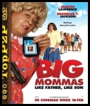 Agent XXL: Rodzinny interes / Big Mommas: Like Father, Like Son (2011) [BRRip] [XviD-GR4PE] [Lektor PL]