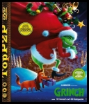 Grinch / The Grinch (2018) [480p] [BRRip] [XviD] [AC3-MR] [Dubbing PL]
