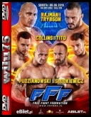 FFF - Free Fight Federation 1 (08.06.2019) [HDTV] [x264-B89] [PL]