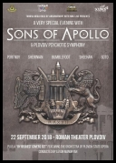 Sons Of Apollo - Live With The Plovdiv Psychotic Symphony (2019) [BDRip] [Lumin] [avi]