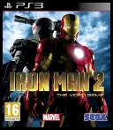 Iron Man 2: The Video Game (2010) [ENG] [PS3] [EUR] 3 [License] [ISO]