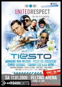 Tiesto, Armand Van Helden, Guru Josh Project, Tommy Lee & DJ Aero, Felix Da Housecat, Chris Liebing - Live @ United Respect, Essen, Germany (Tiestos birthday) - 17-Jan-2009 [mp3@164]
