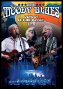 THE MOODY BLUES - DAYS OF FUTURE PASSED LIVE (2017) [DVD9] [NTSC]