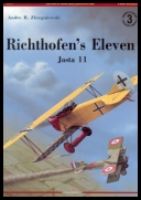 Richthofen's Eleven - Gothscans (kagero) -  [Legends Of Aviation 03] [PL] [pdf]  torrent