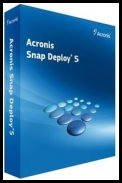 Acronis Snap Deploy 5.0.2028 [ENG] [Serial] [+Boot CD] [azjatycki]