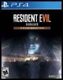 Resident Evil 7: Biohazard Gold Edition 2017 [PS4] [ENGRUS] [EUR]