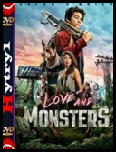 Love and Monsters (2020) [480p] [WEBRip] [XviD] [AC3-H1] [Napisy PL] torrent
