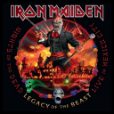 Iron Maiden - Nights of the Dead, Legacy of the Beast: Live In Mexico City (2020) [Flac-24bit]