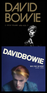David Bowie - BoxSet Collections. 1969-1976  (1990-2016) [FLAC]