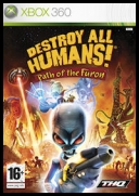 Destroy All Humans!- Path of the Furon [XBOX 360] [Multi5] [PAL]
