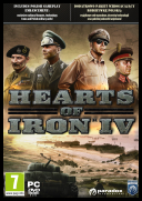 Hearts of Iron IV (La Resistance) [v 1.10.4 + DLC] by xatab 2016 [ENG] [exe] torrent