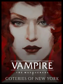 Vampire: The Masquerade - Coteries of New York: Deluxe Edition (2019) [MULTi5-ENG] [RePack] [SpaceX]  [v 1.0.9] [DVD5] [exe/.bin]