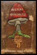 Allman Brothers Band - Down in Texas 71 (Live) (2021) Mp3 320kbps