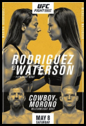 UFC Fight Night Rodriguez vs Waterson Prelims [720p] [HDTV] [x264-Star] [ENG]