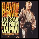 David Bowie - Like Some Cat From Japan (2021) [mp3320kbps]