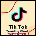 TikTok Trending Top 50 Singles Chart (07-May-2021) [mp3320kbps]