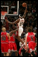 NBA - Chicago Bulls vs Cleveland Cavaliers (15.01.09) [TVRip.XviD] [ENG]