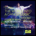 VA - A State Of Trance Festival 1000, Music Media Dome Moscow, Russia (2021-10-08) (2021) [mp3320kbps]