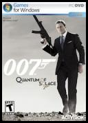 James Bond 007: Quantum of Solace(2008) [.iso] [ENG] [DVD-RELOADED]