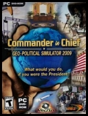 Commander in Chief: Geo-Political Simulator 2009 + UPDATE [ENG]