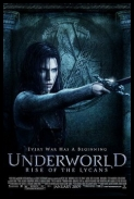 Underworld Rise of the Lycans 2009 DVDRip [A Release-Lounge H264]ENG