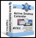 Active Desktop Calendar 7.75 Build 090408 [ENG] [+Serial]