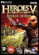Heroes of Might and Magic V: Dzikie Hordy [PL] [DVD][mdf][adrianus333]