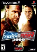 WWE SmackDown Vs Raw 2009 [ENG] [PS2DVD] [PAL]