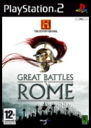 The History Channel: Great Battles of Rome [PS2] [PAL] [ENG] [MULTI5] [DVD]