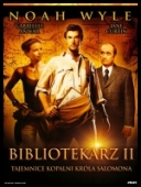 Bibliotekarz 2 - Tajemnice Kopalni Króla Salomona - The Librarian: Return to King Solomon\'s Mines *2006* [DvDrip avi] [Lektor PL]