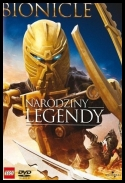 Bionicle - Narodziny Legendy - Bionicle: The Legend Reborn *2009* [STV.DVDRip.XviD-LAP][ENG][4 SERVERY po 200 MB]