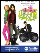 10 Things I Hate About You *2009* [S01E01][HDTV.XviD-XII][ENG][NAPISY PL][1 LINK]