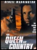 Za królową i ojczyznę / For Queen and Country (1988) [DVDRip - DivX] [Lektor PL]