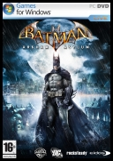 Batman Arkham Asylum  [PC | Eng ]   iso.